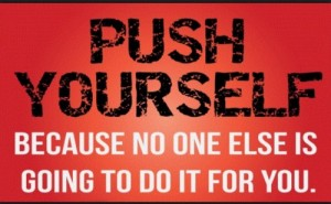 2013.0131 'Push Yourself'